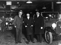 André Citroën e l'amicizia con i fratelli Édouard e André Michelin