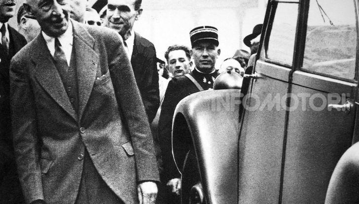 André Citroën e l'amicizia con i fratelli Édouard e André Michelin - Foto 4 di 4