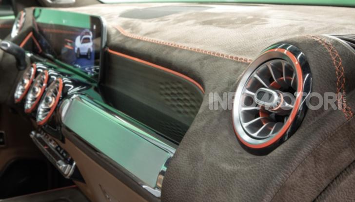 Mercedes Concept GLB: debutta il nuovo SUV compatto tedesco - Foto 1 di 18