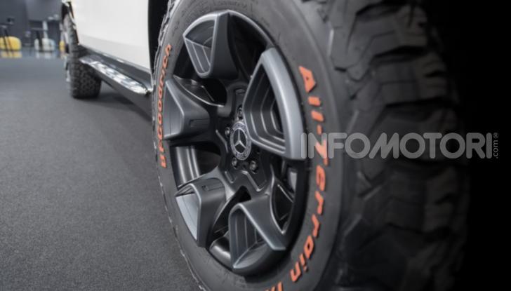 Mercedes Concept GLB: debutta il nuovo SUV compatto tedesco - Foto 13 di 18