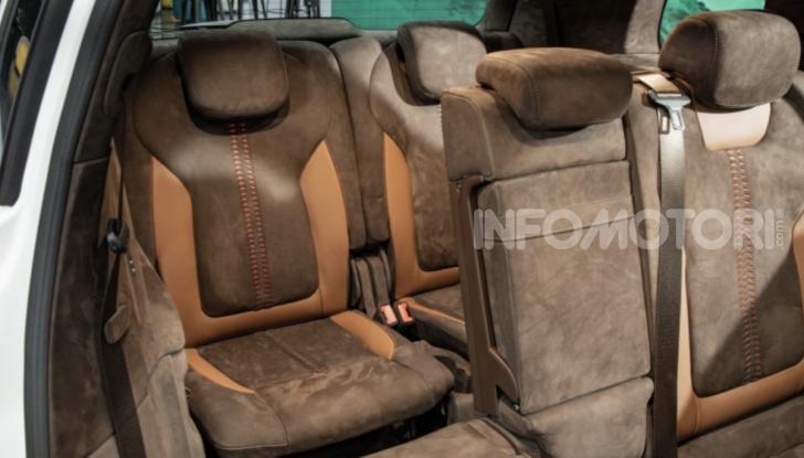 Mercedes Concept GLB: debutta il nuovo SUV compatto tedesco - Foto 17 di 18