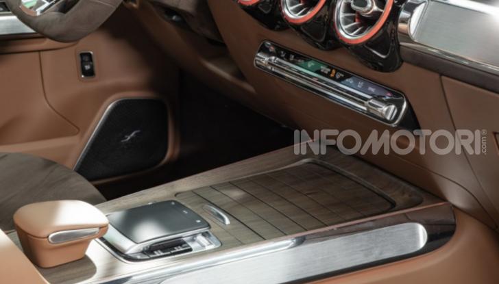 Mercedes Concept GLB: debutta il nuovo SUV compatto tedesco - Foto 5 di 18