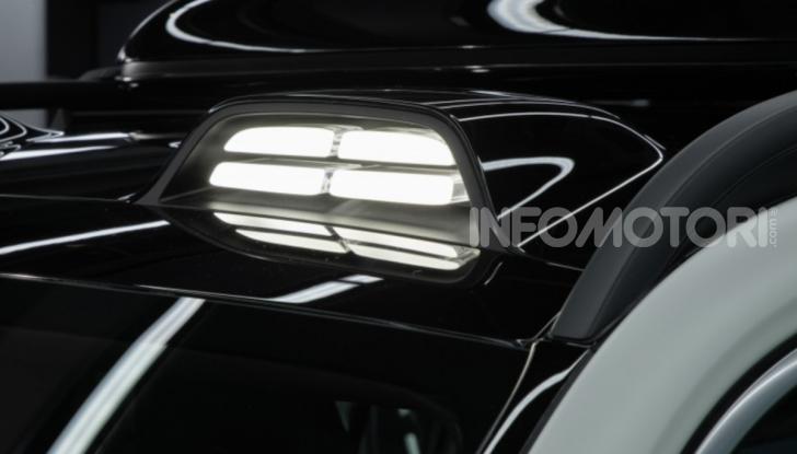 Mercedes Concept GLB: debutta il nuovo SUV compatto tedesco - Foto 8 di 18