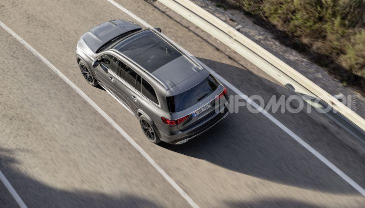 Mercedes GLS 2019: il nuovo SUV ammiraglio della casa tedesca - Foto 14 di 70