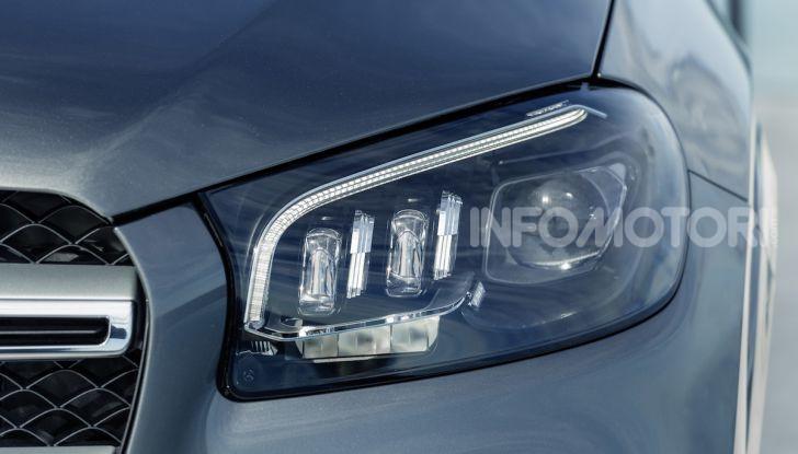 Mercedes GLS 2019: il nuovo SUV ammiraglio della casa tedesca - Foto 24 di 70