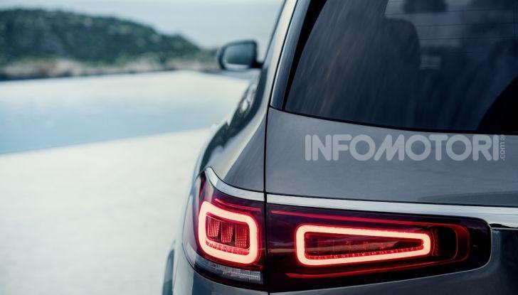 Mercedes GLS 2019: il nuovo SUV ammiraglio della casa tedesca - Foto 28 di 70