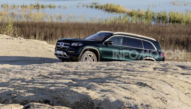 Mercedes GLS 2019: il nuovo SUV ammiraglio della casa tedesca - Foto 43 di 70