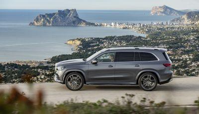 Mercedes GLS 2019: il nuovo SUV ammiraglio della casa tedesca