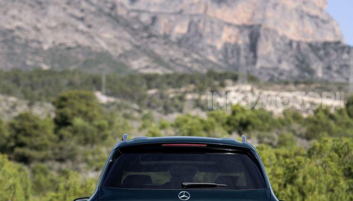 Mercedes GLS 2019: il nuovo SUV ammiraglio della casa tedesca - Foto 55 di 70