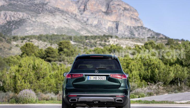 Mercedes GLS 2019: il nuovo SUV ammiraglio della casa tedesca - Foto 56 di 70
