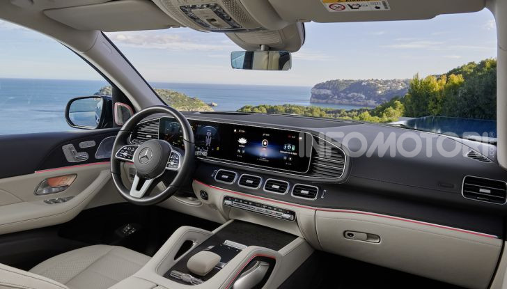 Mercedes GLS 2019: il nuovo SUV ammiraglio della casa tedesca - Foto 60 di 70