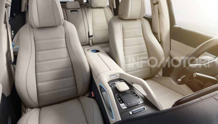 Mercedes GLS 2019: il nuovo SUV ammiraglio della casa tedesca - Foto 68 di 70