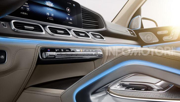 Mercedes GLS 2019: il nuovo SUV ammiraglio della casa tedesca - Foto 69 di 70