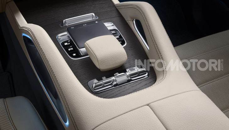 Mercedes GLS 2019: il nuovo SUV ammiraglio della casa tedesca - Foto 70 di 70