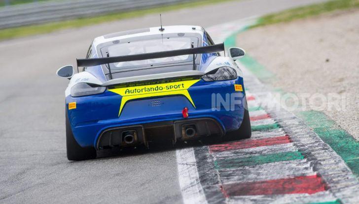 Campionato italiano Gran Turismo, Porsche Carrera Cup Italia, TCR DSG Endurance – Monza 5-7 aprile 2019 - Foto 8 di 54