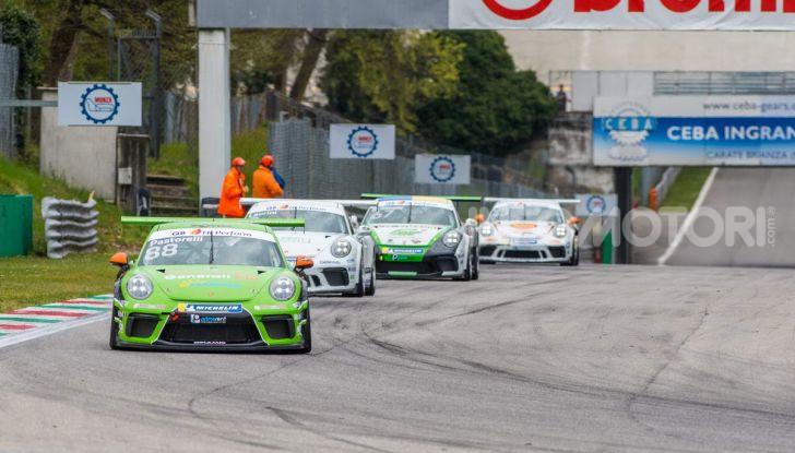 Campionato italiano Gran Turismo, Porsche Carrera Cup Italia, TCR DSG Endurance – Monza 5-7 aprile 2019 - Foto 20 di 54