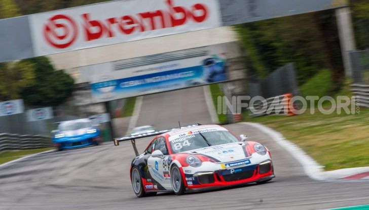 Campionato italiano Gran Turismo, Porsche Carrera Cup Italia, TCR DSG Endurance – Monza 5-7 aprile 2019 - Foto 23 di 54