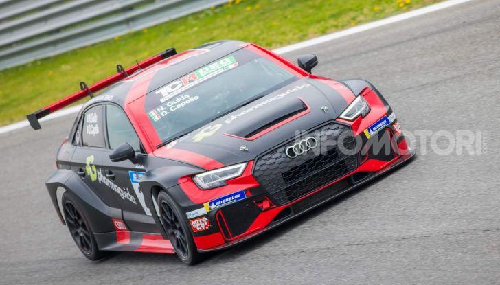 Campionato italiano Gran Turismo, Porsche Carrera Cup Italia, TCR DSG Endurance – Monza 5-7 aprile 2019 - Foto 37 di 54