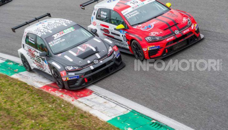 Campionato italiano Gran Turismo, Porsche Carrera Cup Italia, TCR DSG Endurance – Monza 5-7 aprile 2019 - Foto 44 di 54