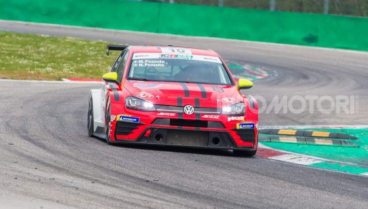 Campionato italiano Gran Turismo, Porsche Carrera Cup Italia, TCR DSG Endurance – Monza 5-7 aprile 2019 - Foto 51 di 54