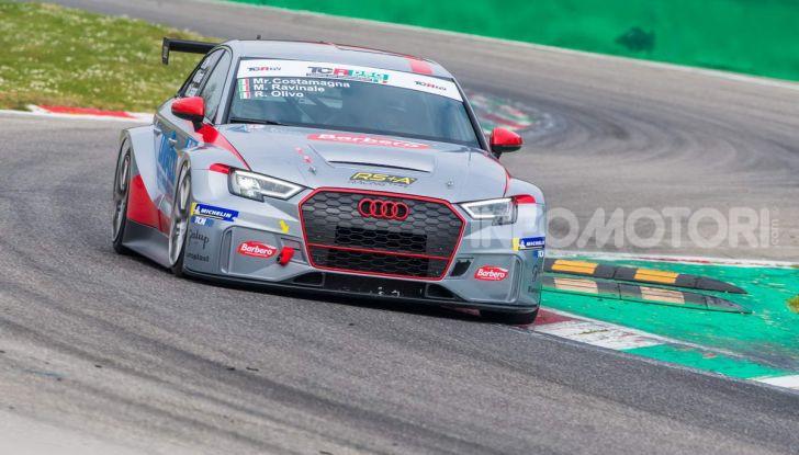 Campionato italiano Gran Turismo, Porsche Carrera Cup Italia, TCR DSG Endurance – Monza 5-7 aprile 2019 - Foto 52 di 54