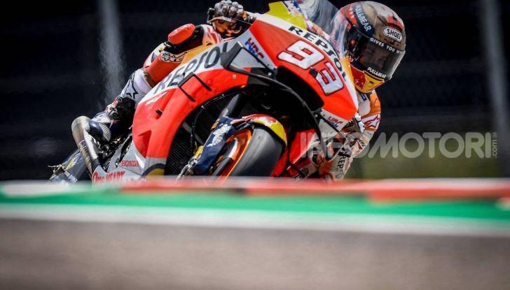 Orari MotoGP Jerez 2019, diretta Sky e differita TV8 per il GP di Spagna - Foto 5 di 12