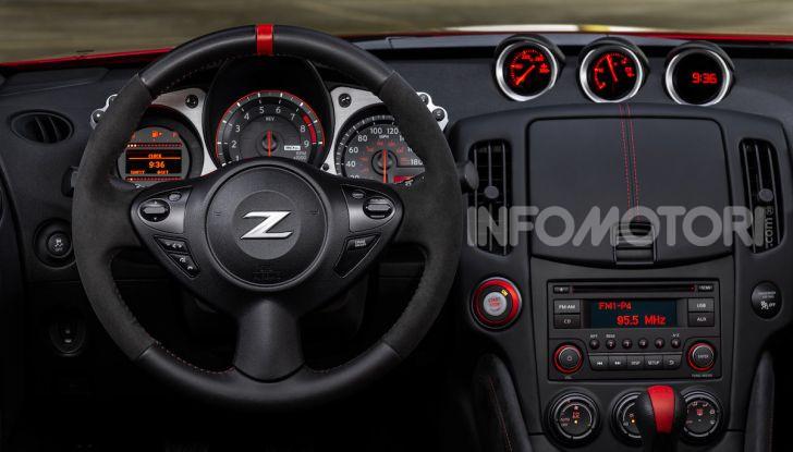Nissan 370Z 50th Anniversary svelata al Salone dell'Auto di New York - Foto 10 di 29