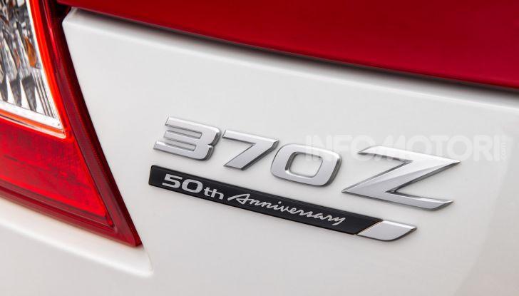 Nissan 370Z 50th Anniversary svelata al Salone dell'Auto di New York - Foto 14 di 29