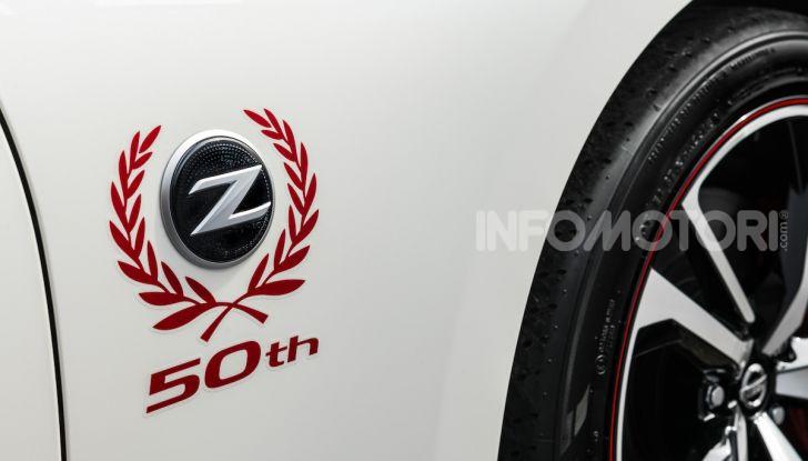 Nissan 370Z 50th Anniversary svelata al Salone dell'Auto di New York - Foto 15 di 29