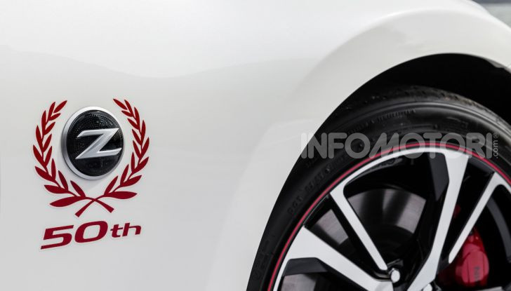 Nissan 370Z 50th Anniversary svelata al Salone dell'Auto di New York - Foto 18 di 29