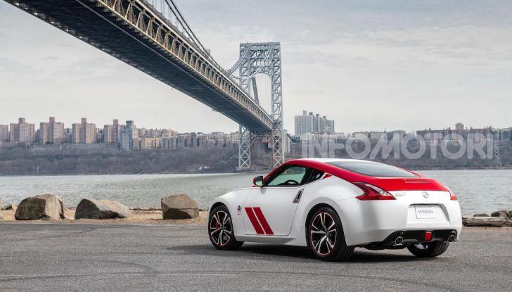 Nissan 370Z 50th Anniversary svelata al Salone dell'Auto di New York - Foto 20 di 29