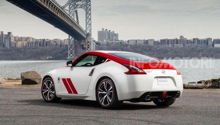 Nissan 370Z 50th Anniversary svelata al Salone dell'Auto di New York - Foto 21 di 29