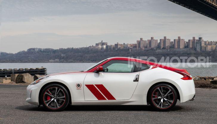 Nissan 370Z 50th Anniversary svelata al Salone dell'Auto di New York - Foto 22 di 29