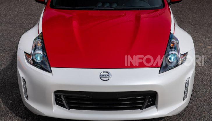 Nissan 370Z 50th Anniversary svelata al Salone dell'Auto di New York - Foto 26 di 29