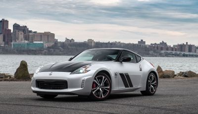 Nissan 370Z 50th Anniversary svelata al Salone dell'Auto di New York