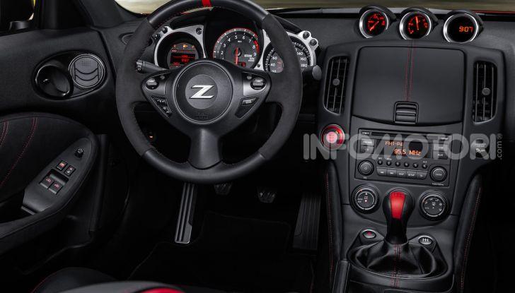 Nissan 370Z 50th Anniversary svelata al Salone dell'Auto di New York - Foto 9 di 29