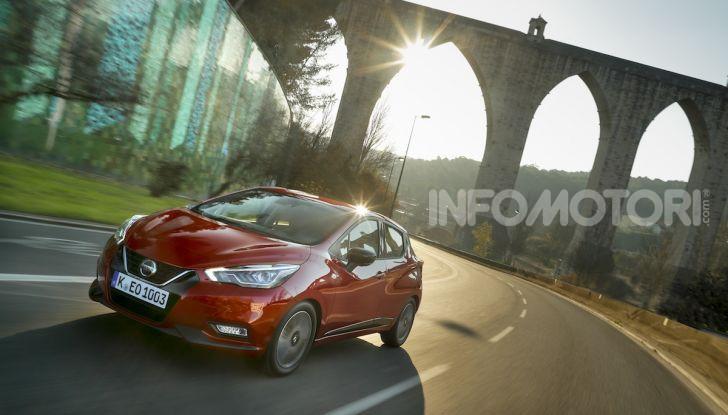 Nissan Micra GPL: autonomia di oltre 1.000 km - Foto 5 di 8