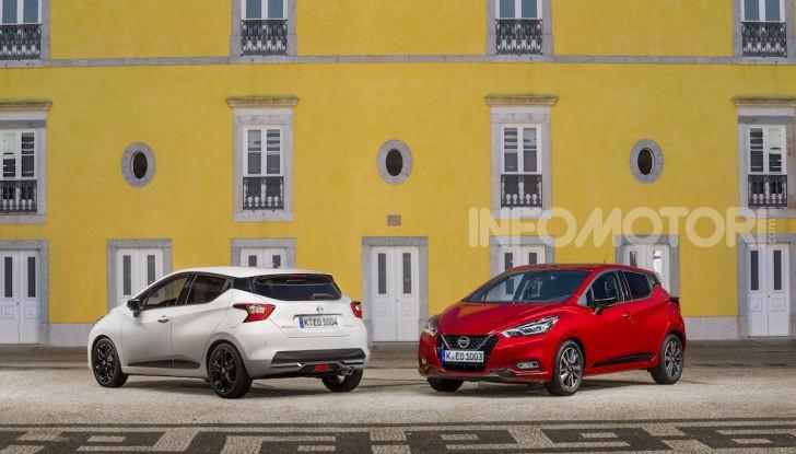 Nissan Micra GPL: autonomia di oltre 1.000 km - Foto 7 di 8