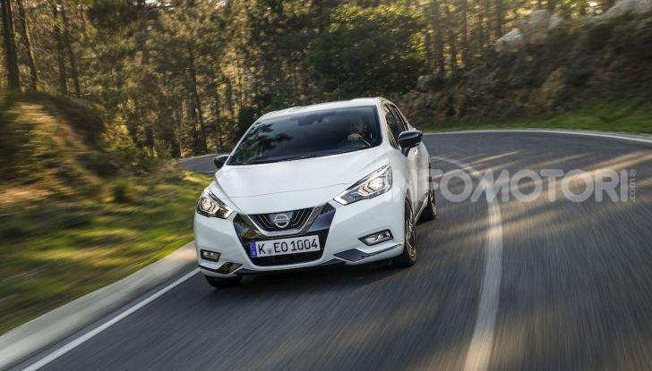 Nissan Micra GPL: autonomia di oltre 1.000 km - Foto 8 di 8