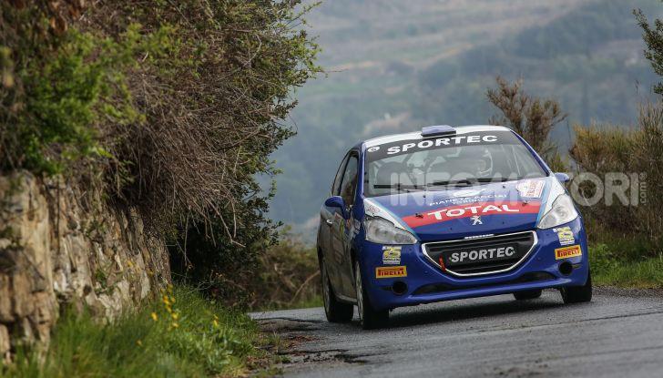 Peugeot Competition 208 Rally Cup TOP al Rallye Sanremo – Nicelli fa il BIS! - Foto 2 di 5
