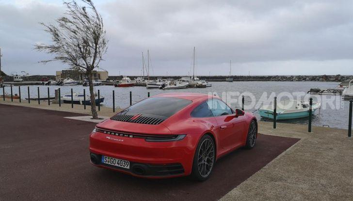 Nuova Porsche 911 (992): Prova su strada in Corsica della nuova Carrera S - Foto 11 di 69