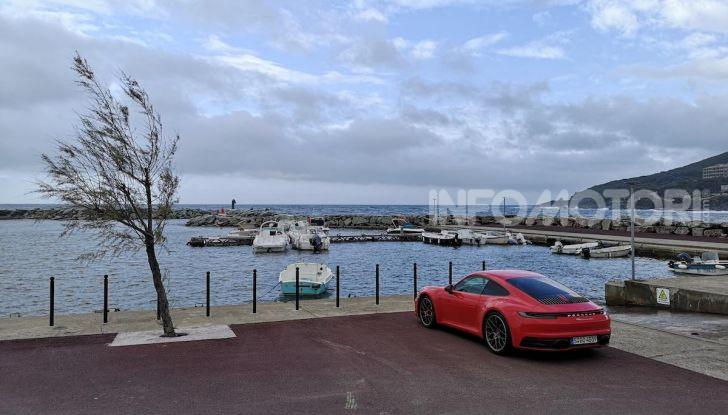 Nuova Porsche 911 (992): Prova su strada in Corsica della nuova Carrera S - Foto 12 di 69