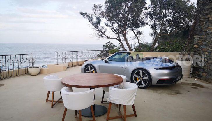 Nuova Porsche 911 (992): Prova su strada in Corsica della nuova Carrera S - Foto 15 di 69