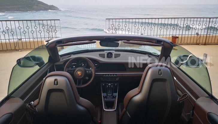 Nuova Porsche 911 (992): Prova su strada in Corsica della nuova Carrera S - Foto 16 di 69