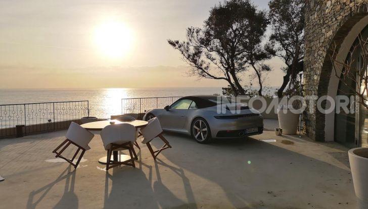 Nuova Porsche 911 (992): Prova su strada in Corsica della nuova Carrera S - Foto 19 di 69