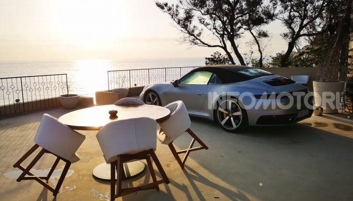 Nuova Porsche 911 (992): Prova su strada in Corsica della nuova Carrera S - Foto 20 di 69