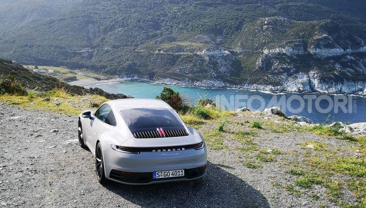 Nuova Porsche 911 (992): Prova su strada in Corsica della nuova Carrera S - Foto 21 di 69
