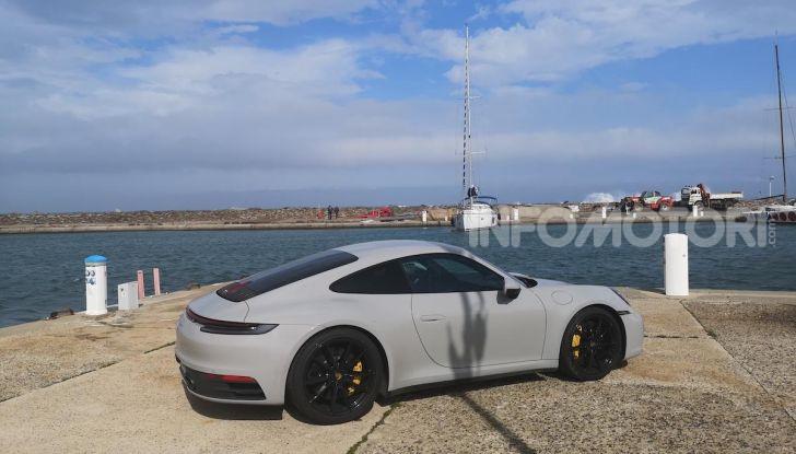 Nuova Porsche 911 (992): Prova su strada in Corsica della nuova Carrera S - Foto 3 di 69