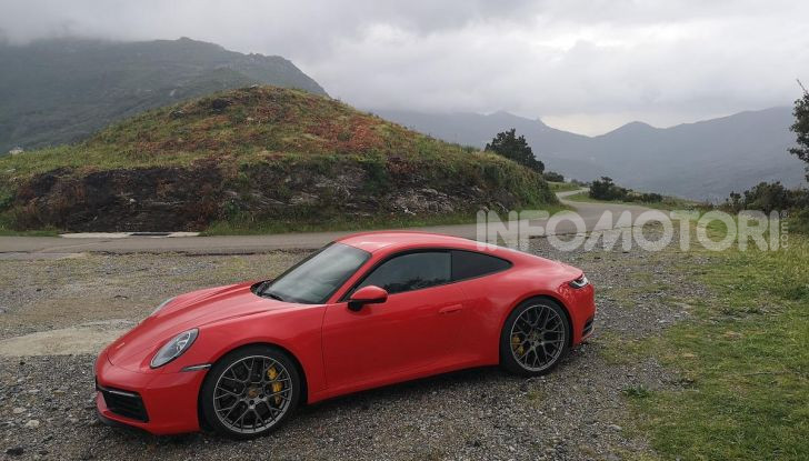 Nuova Porsche 911 (992): Prova su strada in Corsica della nuova Carrera S - Foto 5 di 69