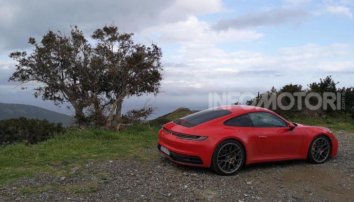 Nuova Porsche 911 (992): Prova su strada in Corsica della nuova Carrera S - Foto 8 di 69